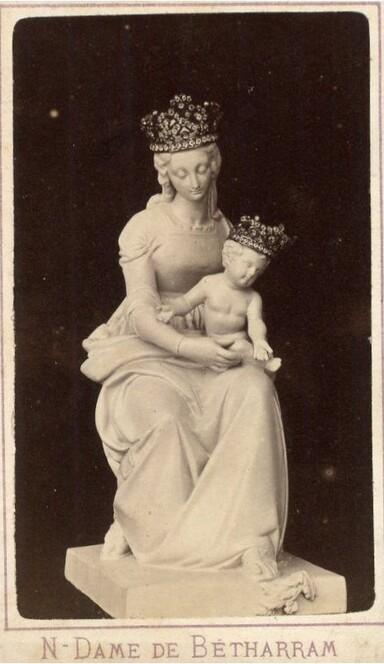 Prière à Notre-Dame de Bétharram