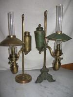 lampes quinquets