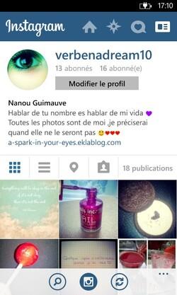 Instagram,Flappy bird et 2 robes magnifiques!