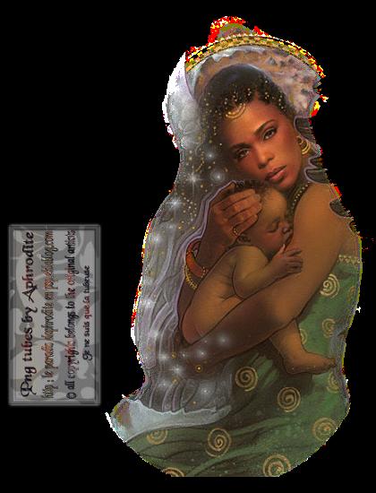 Tube Aphrodite Création (2015) - Mère et sa fille 07