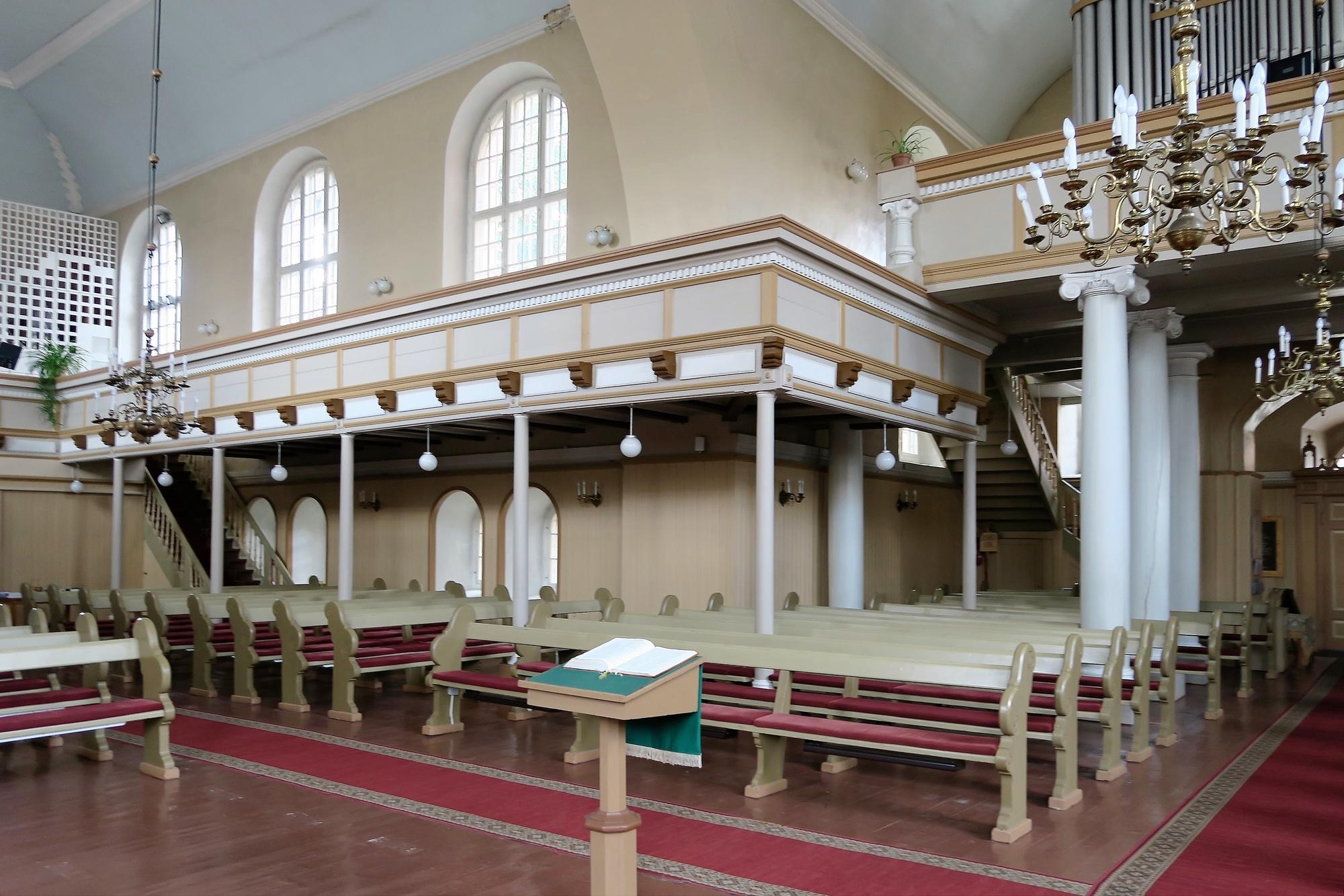 PÄRNU (EST) Eglise St Elisabeth