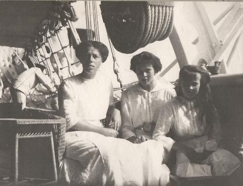 Olga A, Tatiana, Anastasia