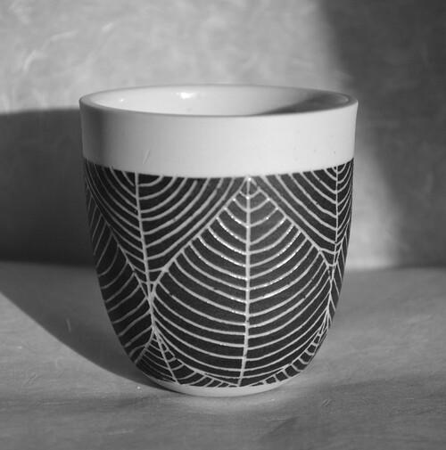 Les nouvelles petites suspensions porcelaine pour plantes!