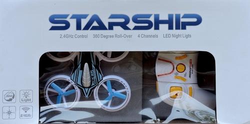 JXD - 399 Starship bleu