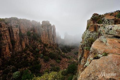 Camdeboo NP, Valley of Desolation