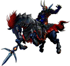 Phantom Ganon, Evil Spirit from Beyond - <i>Ocarina of Time 3D</i>