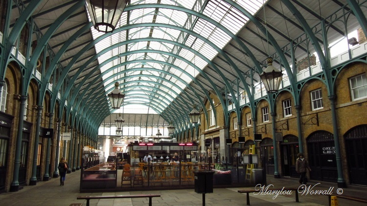 Londres : Covent garden