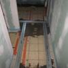 Mise à niveau par plot au mortier pour la réalisation des chapes maigre (2)
