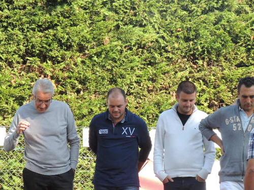 1er Gentlement st jean le centenier le 9 octobre 2015