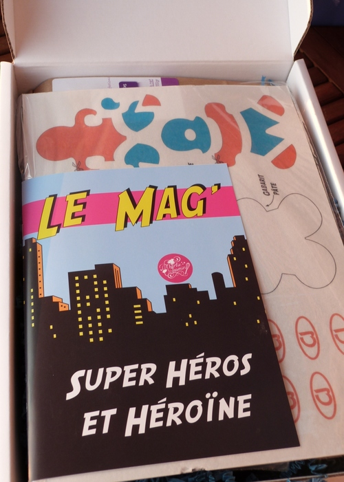 Charlie Jasmin - Super Héros et Héroïne - mars 2014