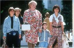 Madame Doubtfire : Photo Robin Williams, Sally Field