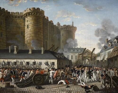 Que sont devenues les pierres de la Bastille ?