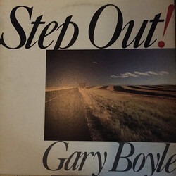 Gary Boyle - Step Out - Complete LP