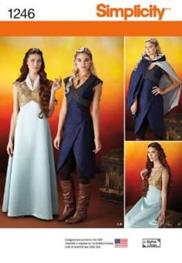 Robe de deuil Margaery saison 4