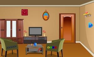 Jouer à Escape from domicile house