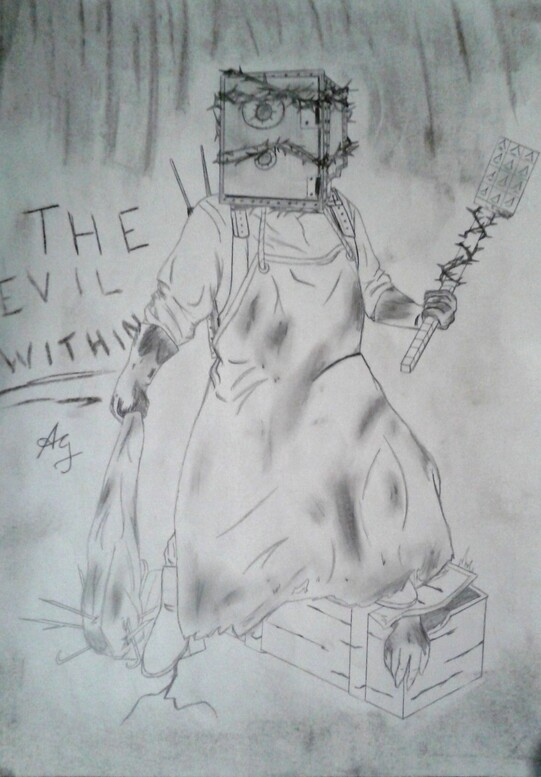 The Evil Within #4 The Keeper