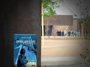 Pierre Obscure au Musée Soulages