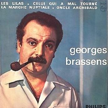 Georges Brassens, 1962