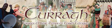- CURRAGH - Voyages celtiques d'outre-temps