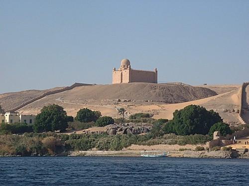 Le mausolée d'Aga Khan - Egypte 2
