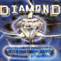 Diamond Alley - Same - Complete LP