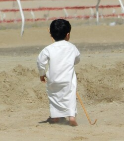 UAE Sweihan, Bédouins