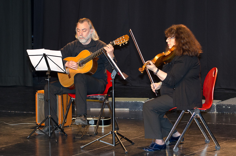 Photos de l'école de musique