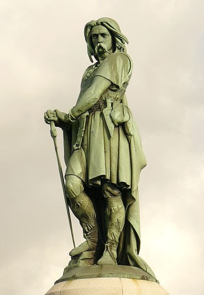 Vercingetorix - king of the Gauls: