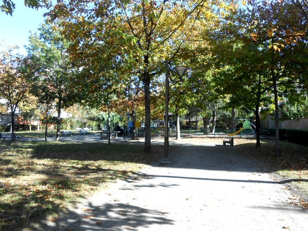 Jardin Claude Nougaro