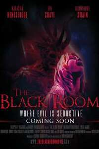 The Black Room : Un conte surnaturel où le mal prend un côté sexy. Un couple marié qui s'installe dans leur nouvelle maison est confronté à une entité qui se nourrit de désir et de luxure , de corruption et / ou de tuer tout le monde dans son parcours car il représente un plan horrible pour détruire le monde. ... ----- ... Origine : américain Réalisation : Rolfe Kanefsky Durée : 1h 31min Acteur(s) : Natasha Henstridge,Lin Shaye,Dominique Swain Genre : Epouvante-horreur Date de sortie : Prochainement Année de production : 2016 Critiques Spectateurs : 2,3