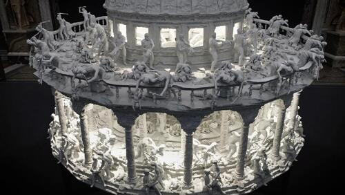 All Things Fall : 3D Printed Zoetrope