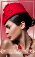 Femmes chapeaux - FAC0011