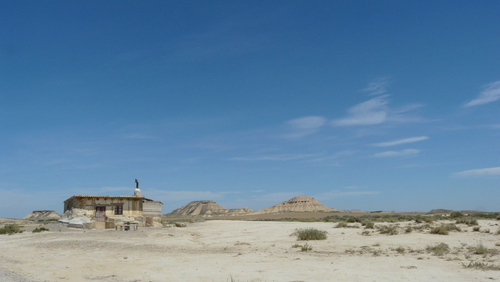 20 octobre photos Bardenas