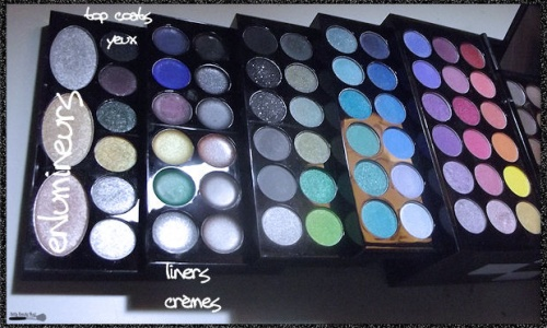Palette sephora color pop, top ou flop (code promo)