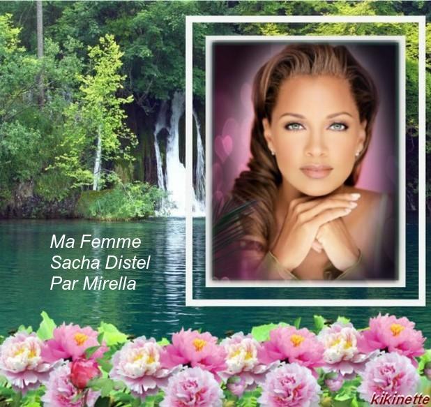 Ma Femme  Sacha Distel  Par Mirella