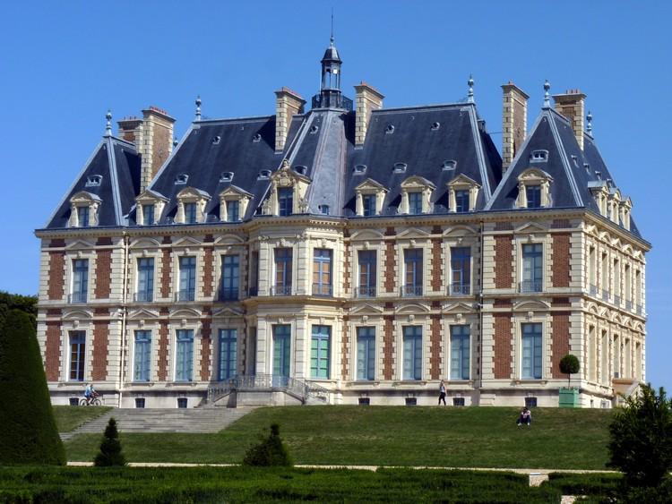 Château du parc de Sceaux