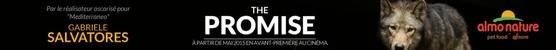 """L'émotion est au rendez-vous avec le court métrage """"The promise"""" de Almo Nature"""