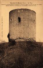LES REMPARTS DE NEAUFLES-SAINT-MARTIN (Eure)