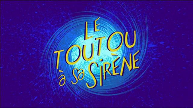 107 LE TOUTOU À SA SIRÈNE