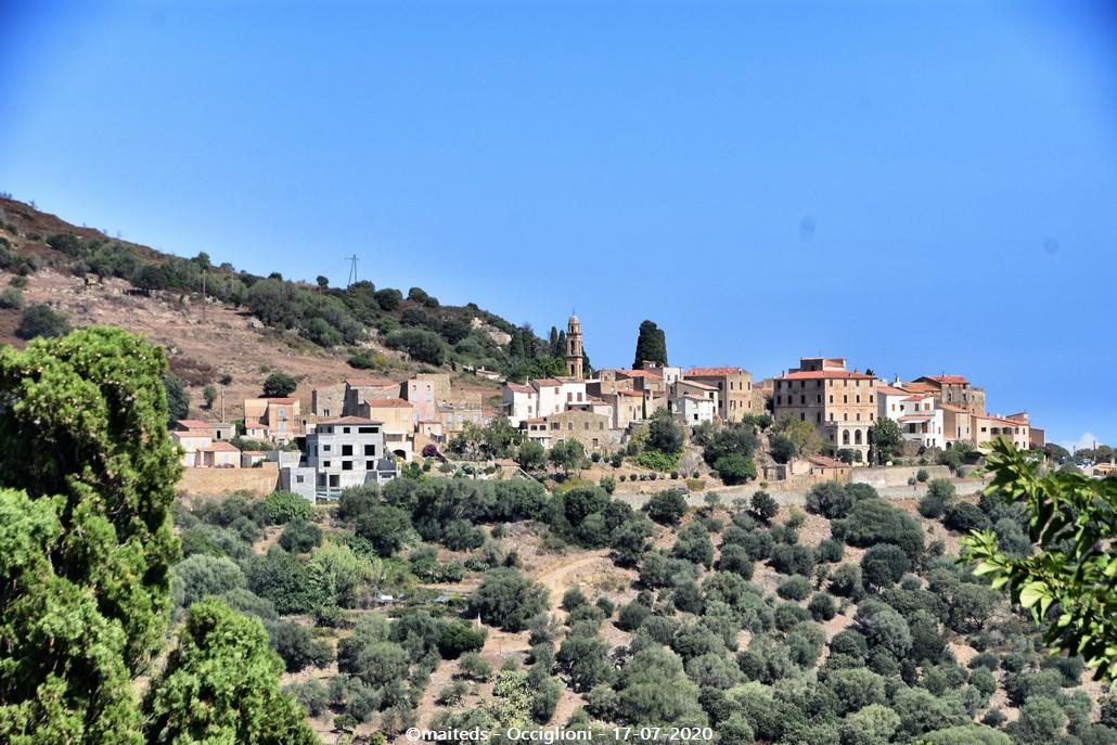Occiglioni - Corse