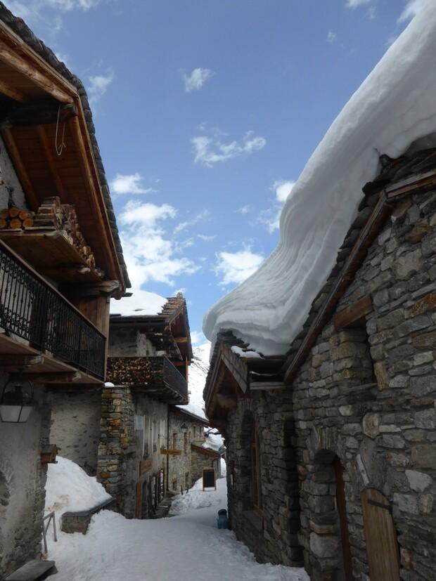 Les toits de Bonneval/Arc : N°2