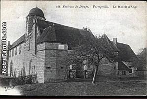 cartes-postales-photos-Le-Manoir-d-Ango-VARENGEVILLE-SUR-ME