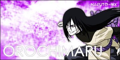 Orochimaru et Kimimaro