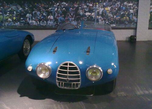 Le Mans 1954 Abandons I