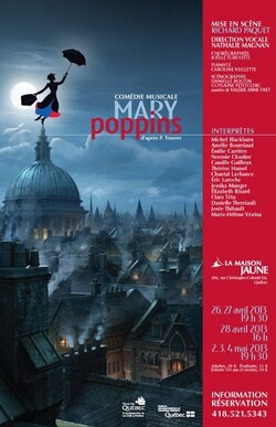 Marry Poppins est de retour !