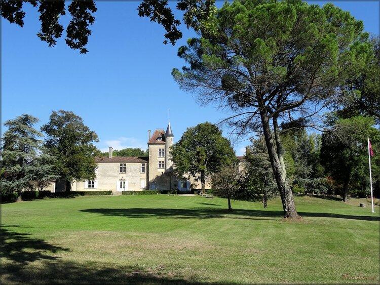 Château de la famille de Henri de Toulouse-Lautrec