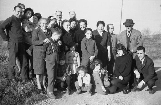 La Farlède - 1964 - Regroupement familial pour 1 week-end