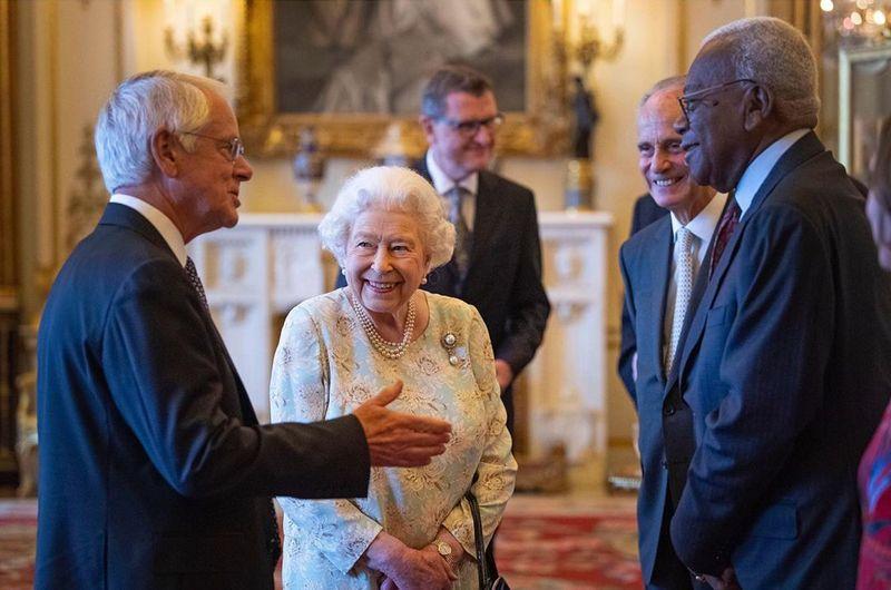 Work of The Queen's Trust