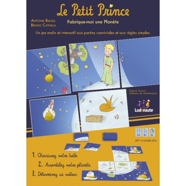 Top Projet 2014- 2015: Le Petit Prince - PETITE LUCIOLE ZS93