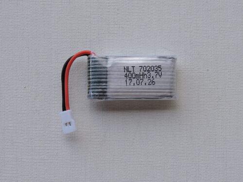 JJRC - Batterie 1S 400 mAh pour H31 Waterproof